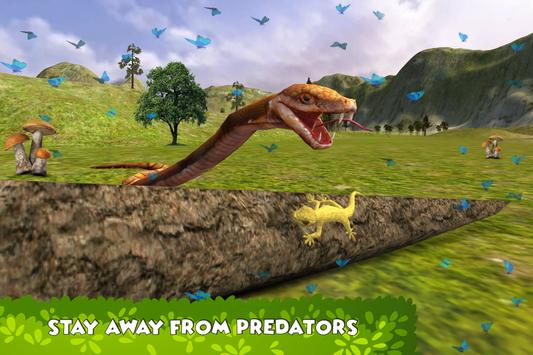 Lizard Simulator apk screenshot