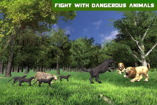 Panther Family Survival screenshot 6