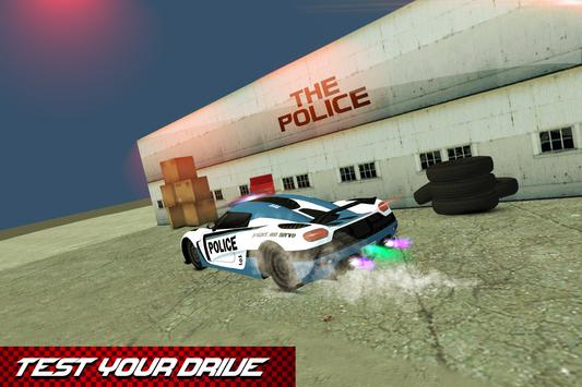 Police Hero Mechanic Workshop apk screenshot