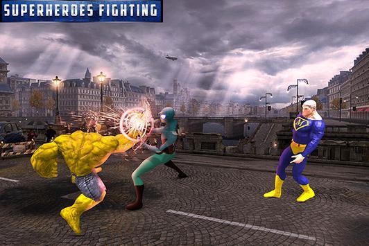 SuperHero Fight SuperHero apk screenshot