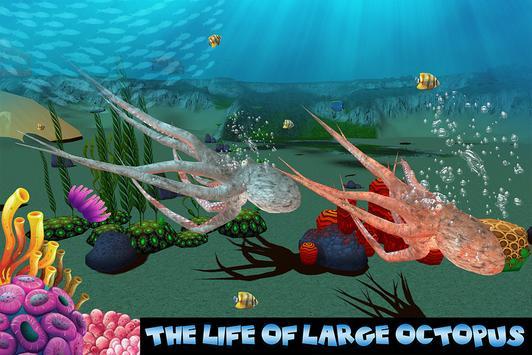 Ultimate Octopus Simulator apk screenshot