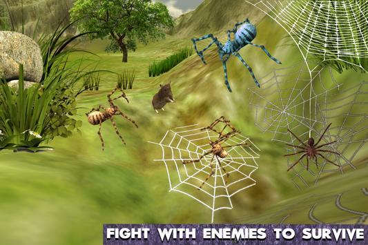 Ultimate Spider Simulator screenshot 16