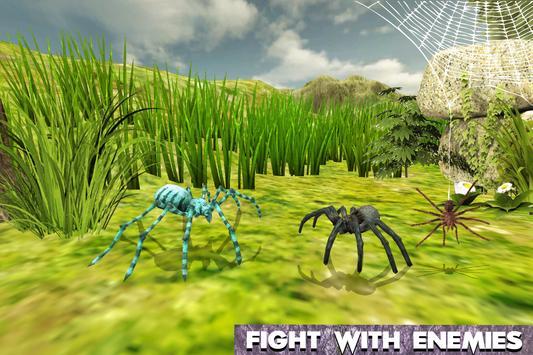 Ultimate Spider Simulator screenshot 1