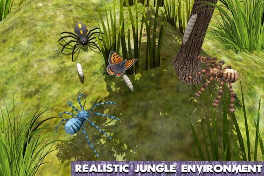 Ultimate Spider Simulator screenshot 8