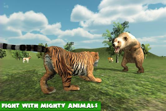 Ultimate Tiger Simulator apk screenshot