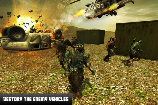 Army Heroes Survival Escape poster