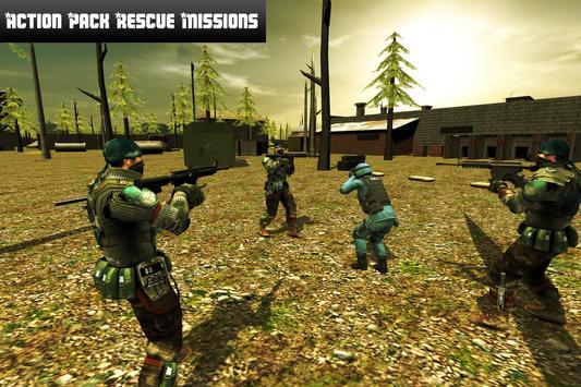 Army Heroes Survival Escape apk screenshot