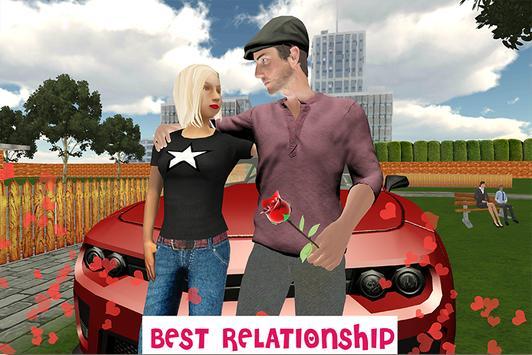 Virtual High school Girlfriend 3D poster