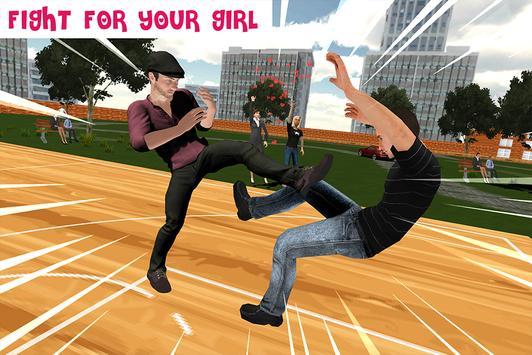 Virtual High school Girlfriend 3D screenshot 16