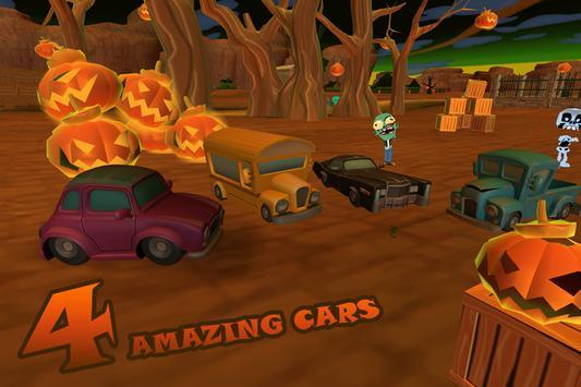Monster Car Crush Zombies apk screenshot