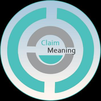 Claim Meaning screenshot 1