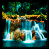 Waterfall Live Free Wallpapers icon