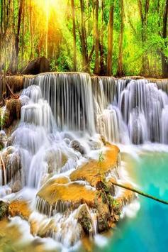Waterfall Live Free Wallpapers apk screenshot