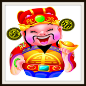 Chinese New Year God of Wealth icon