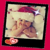 Christmas Photo Frames App icon