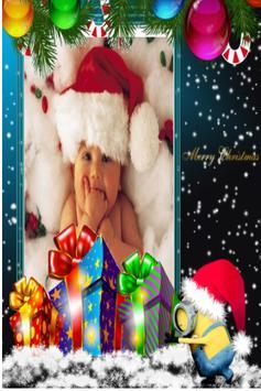 Christmas Photo Frames App apk screenshot