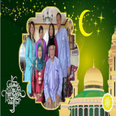 Eid al-Adha/Bakra-Eid Mubarak Photo Frames icon