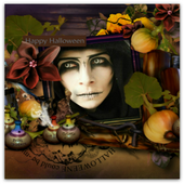 Halloween Picture Photo Frames icon