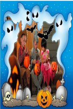 Halloween Picture Photo Frames screenshot 3