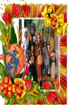 Halloween Picture Photo Frames screenshot 5