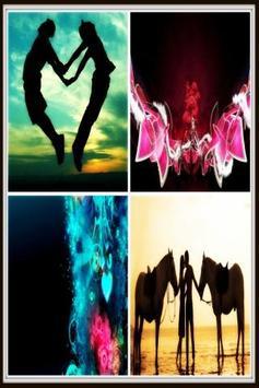 Love Lovers Live Wallpapers screenshot 1
