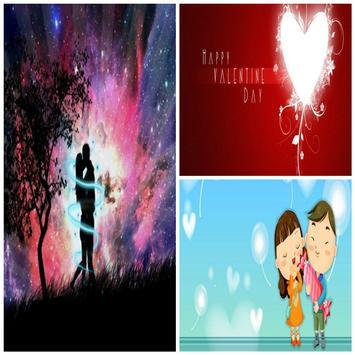 Lovers Love Live Wallpapers apk screenshot