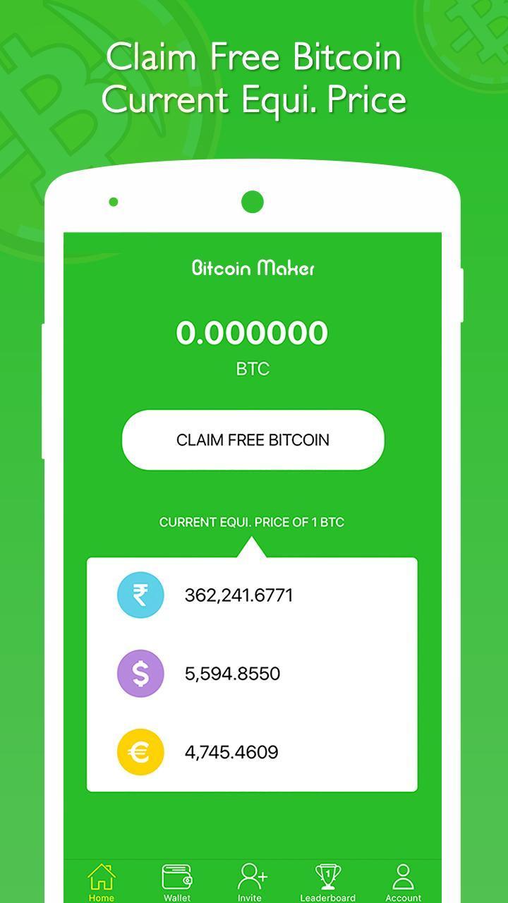 bitcoin maker apk