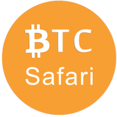 BTC SAFARI - Free Bitcoin icon
