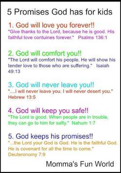Bible Lesson For Kids apk screenshot