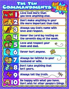 Bible Lesson For Kids screenshot 1