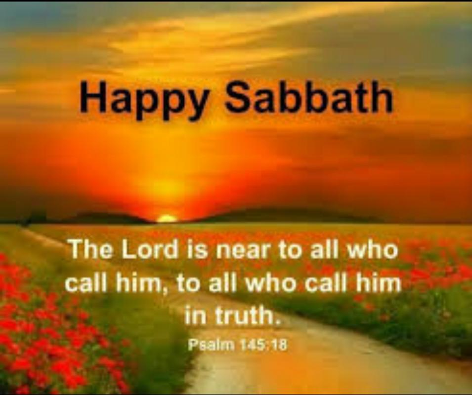 Happy Sabbath Quotes For Android