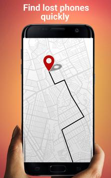 Phone Finder imagem de tela 3