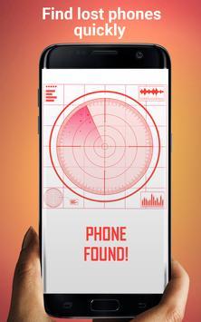 Phone Finder imagem de tela 1
