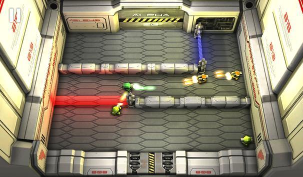 Tank Hero: Laser Wars apk screenshot