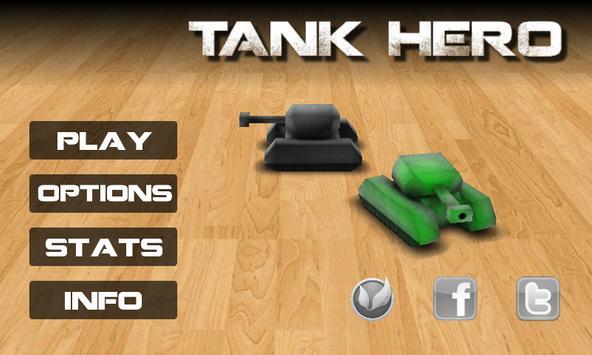 Tank Hero apk screenshot