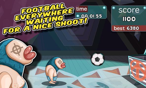Clappy Soccer screenshot 9