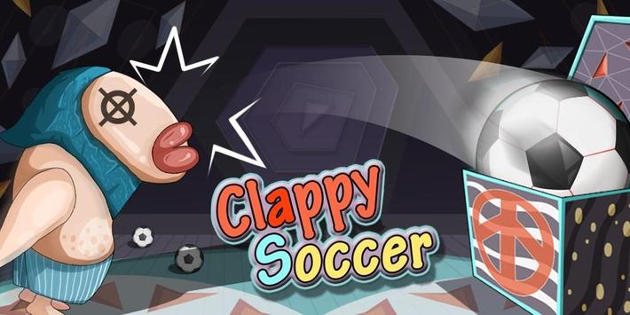 Clappy Soccer poster