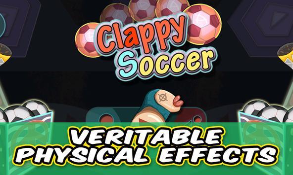 Clappy Soccer screenshot 10