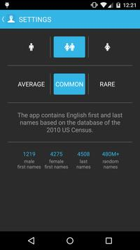 random real name generator apk download free entertainment app for