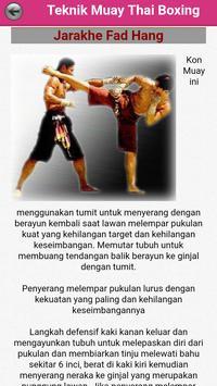 Muay Thai Boxing screenshot 4