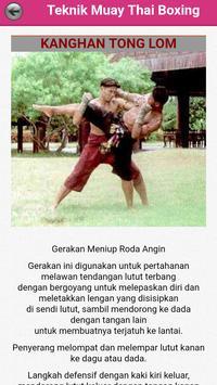 Muay Thai Boxing screenshot 6