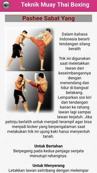 Muay Thai Boxing screenshot 3