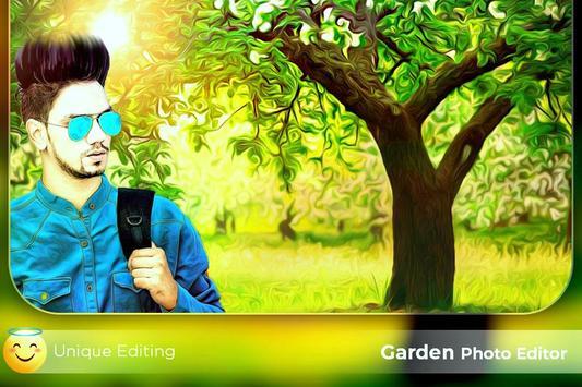 Garden Photo Editor screenshot 2