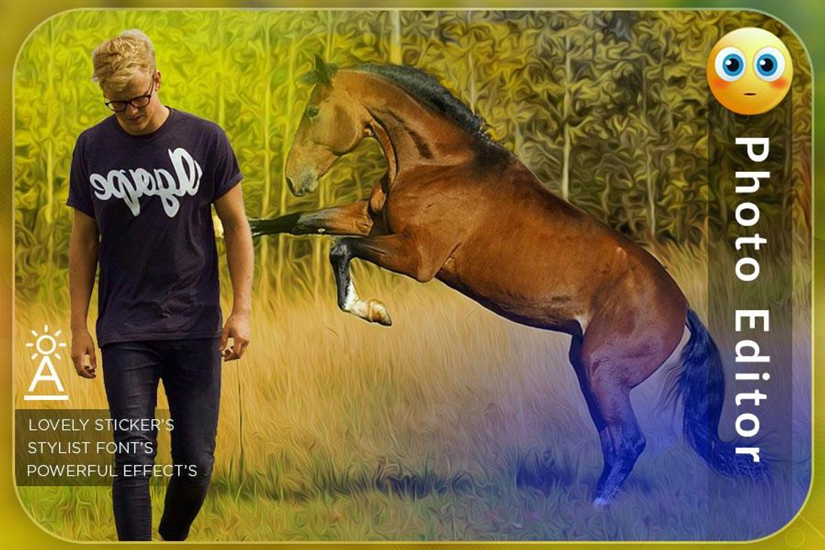 Horse Photo Frames / Horse Photo Editor for Android - APK Download