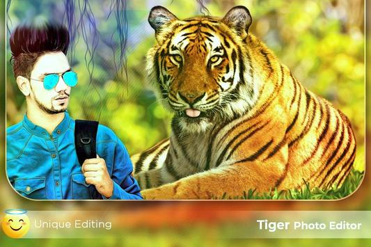 Tiger Photo Frames / Tiger Photo Editor for Android - APK Download