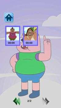 Clarence Sliding Puzzle screenshot 3