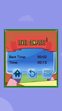 Clarence Sliding Puzzle screenshot 5