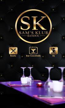 Sam's Klub Bandol Restaurant poster
