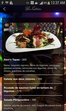 Sam's Klub Bandol Restaurant apk screenshot