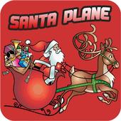 Jeu Pere Noel Plane icon